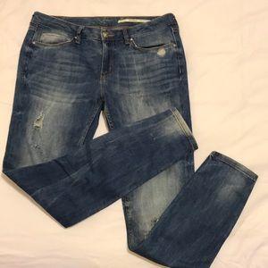 ZARA skinny jeans, size 8!